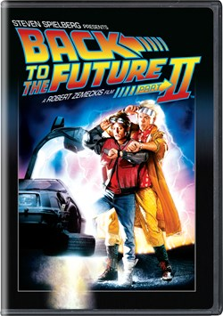 Back to the Future: Part 2 [DVD]