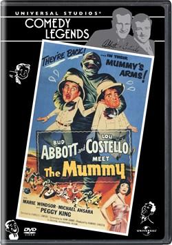 Abbott and Costello Meet the Mummy [DVD]