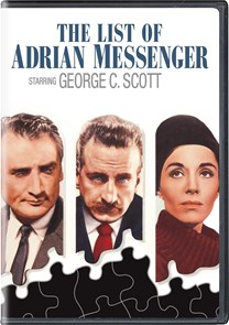 The List of Adrian Messenger [DVD]