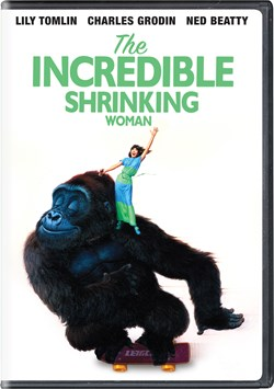 The Incredible Shrinking Woman [DVD]
