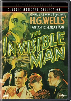 The Invisible Man (Universal Studios Classic Monster Collection) [DVD]
