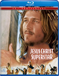 Jesus Christ Superstar (40th Anniversary Edition) [Blu-ray]