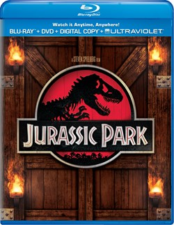 Jurassic Park (with DVD) [Blu-ray]