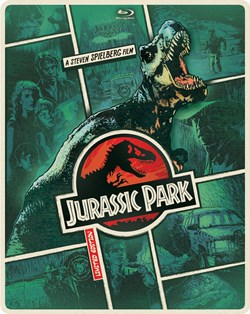 Jurassic Park (with DVD (Limited Edition)) [Blu-ray]