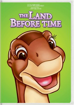 The Land Before Time (1988) [DVD]