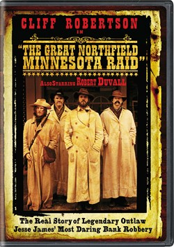 The Great Northfield Minnesota Raid [DVD]