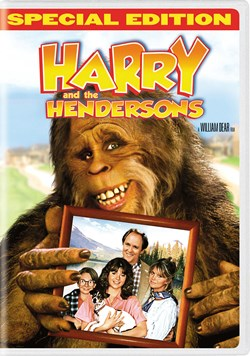 Harry and the Hendersons (Special Edition) [DVD]