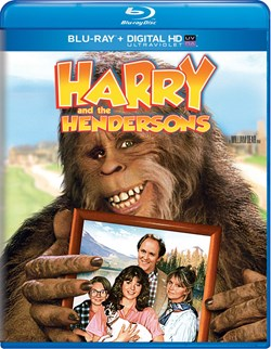 Harry and the Hendersons [Blu-ray]