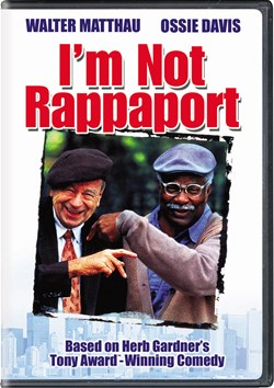 I'm Not Rappaport [DVD]