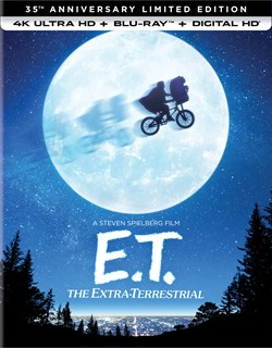 E.T. The Extra Terrestrial (4K (35th Anniversary Edition)) [UHD]