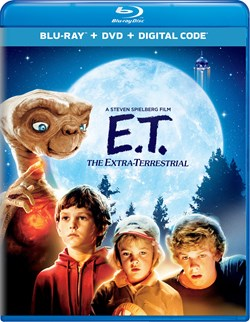 E.T. The Extra Terrestrial (with DVD) [Blu-ray]