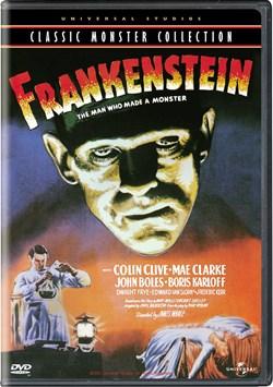 Frankenstein [DVD]