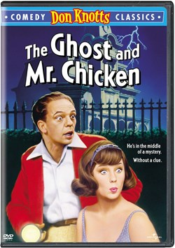 The Ghost and Mr. Chicken [DVD]