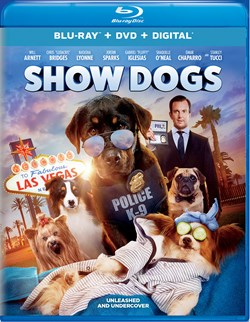 Show Dogs (with DVD) [Blu-ray]