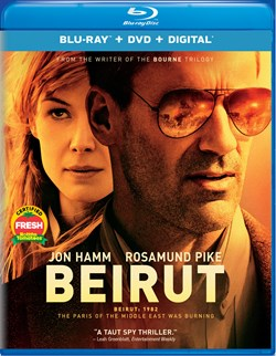 Beirut (with DVD) [Blu-ray]
