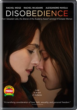 Disobedience [DVD]