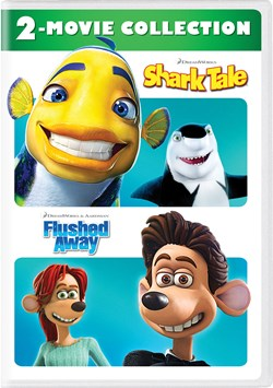 Shark Tale/Flushed Away [DVD]