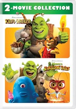 Scared Shrekless/Shrek's Thrilling Tales [DVD]