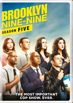Brooklyn Nine-Nine: Season 5 [DVD]