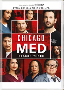 Chicago Med: Season Three [DVD]