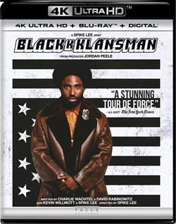 BlackkKlansman (4K) [UHD]