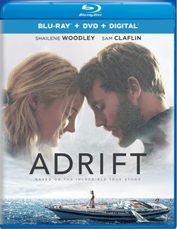 Adrift (DVD + Digital) [Blu-ray]
