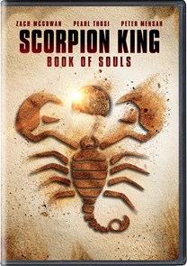 The Scorpion King - Book of Souls [DVD]