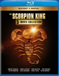 The Scorpion King: 5-movie Collection [Blu-ray]