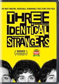 Three Identical Strangers [DVD]