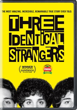 Three Identical Strangers [DVD]