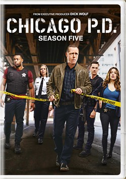 Chicago P.D.: Season Five [DVD]
