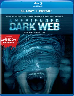 Unfriended - Dark Web [Blu-ray]