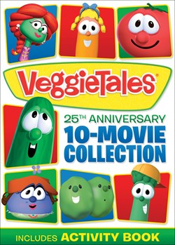 VeggieTales: 10-movie Collection [DVD]