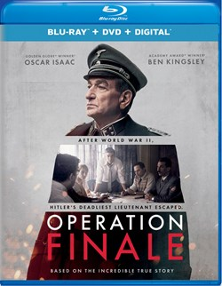 Operation Finale (with DVD) [Blu-ray]