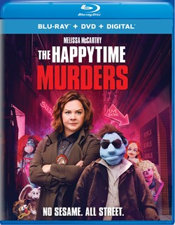 The Happytime Murders (with DVD) [Blu-ray]
