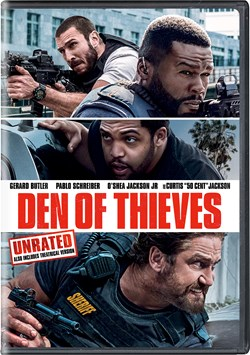 Den of Thieves [DVD]