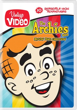 The Archies Show: Movin' and Groovin' [DVD]