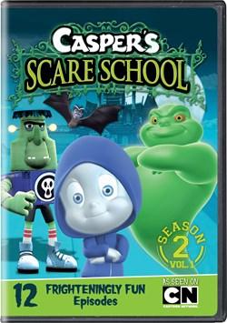 Casper's Scare School - Season 2, Volume 1 [DVD]