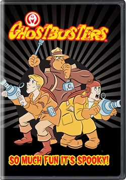 Ghostbusters: So Much Fun It's Spooky! [DVD]