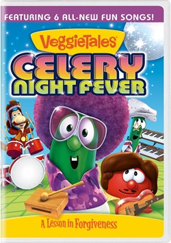 VeggieTales: Celery Night Fever [DVD]