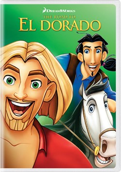 The Road to El Dorado [DVD]