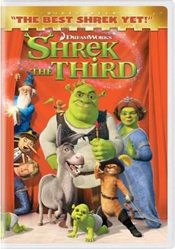 Shrek the Third [DVD]