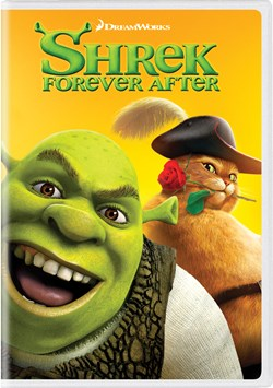 Shrek: Forever After - The Final Chapter [DVD]