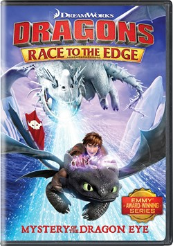 Dragons: Race to the Edge - Mystery of the Dragon Eye [DVD]