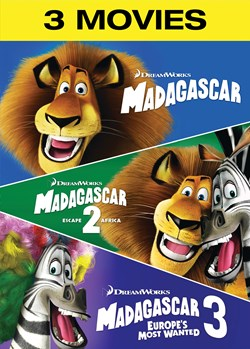 Madagascar: The Complete Collection [DVD]