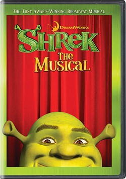 Shrek: The Musical [DVD]