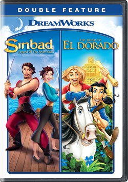 Sinbad: Legend of the Seven Seas/The Road to El Dorado [DVD]