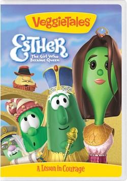 VeggieTales: Esther - The Girl Who Became Queen [DVD]