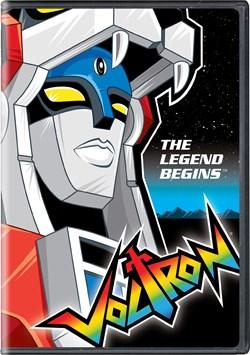 Voltron: The Legend Begins [DVD]