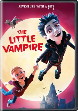 The Little Vampire [DVD]
